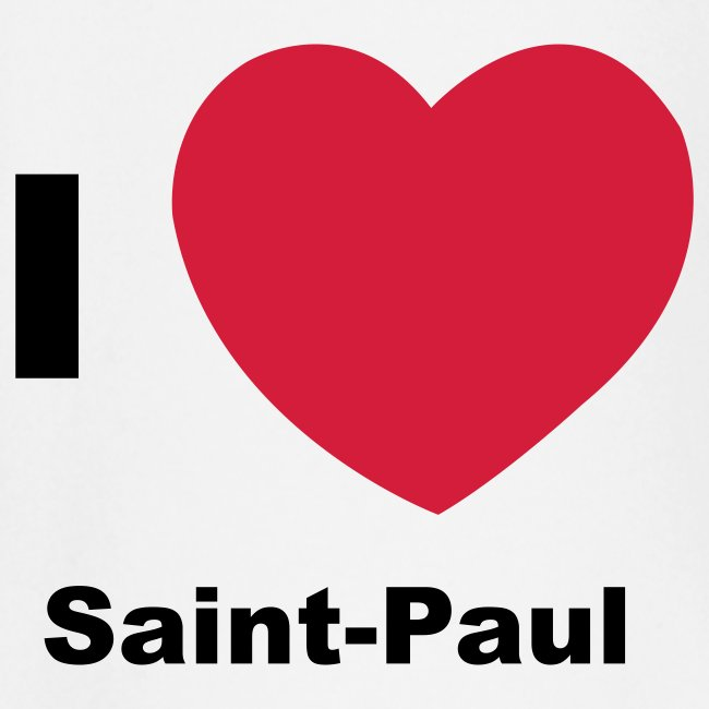 i love sainte paul