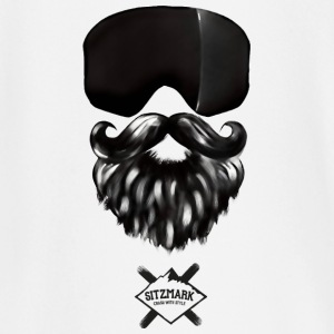 Beard mask - Camiseta manga larga bebé