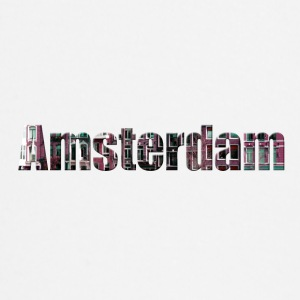 «Amsterdam» Digitalart - T-shirt