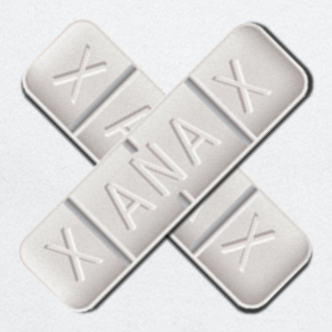 Xanax X Logo