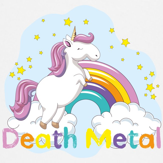 unicorn death metal