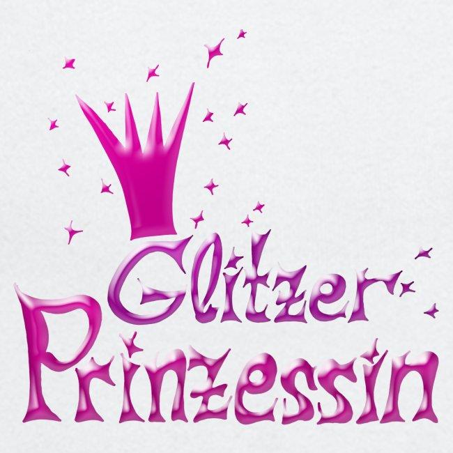Rosa Glitzer Prinzessin