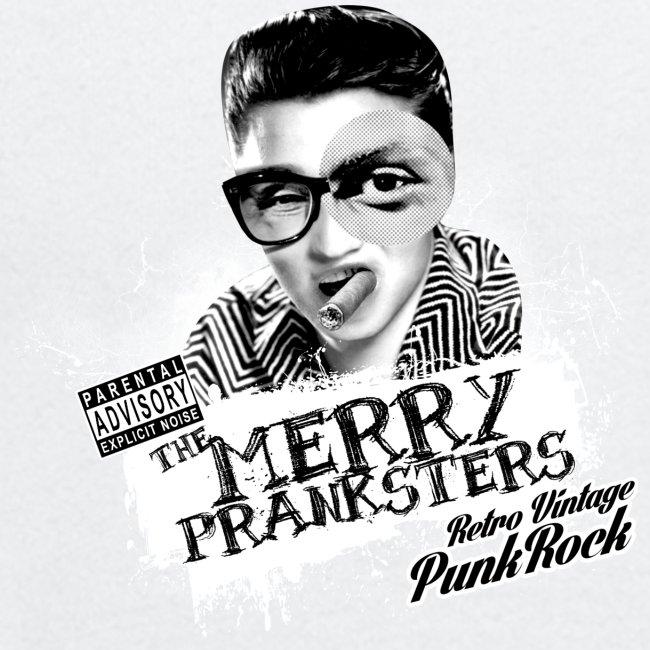 The Merry Pranksters Black Hoodie Unisex