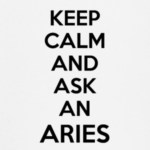 Aries Keep Calm - Baby Langarmshirt