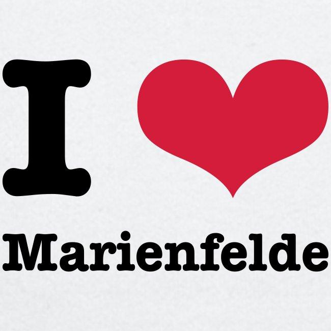 I love Marienfelde