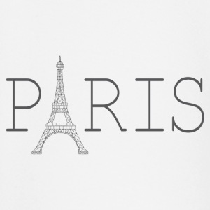 I love Paris - Baby Langarmshirt