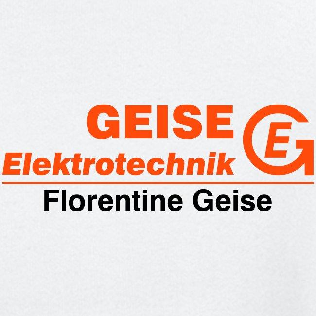GE Logo Text Florentine