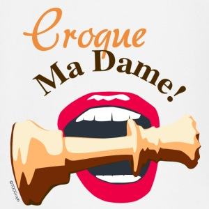 Croque My Lady - T-shirt