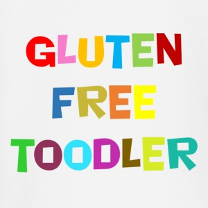 """Gluten-free Toodler"" -Kidsdesign for toddlers - Baby Long Sleeve T-Shirt"