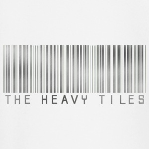 De Heavy Tiles Barcode collectie - T-shirt