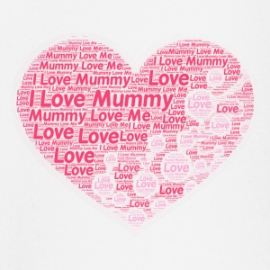 I Love Mummy - Baby Long Sleeve T-Shirt