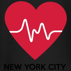 Heart New York - Langærmet babyshirt