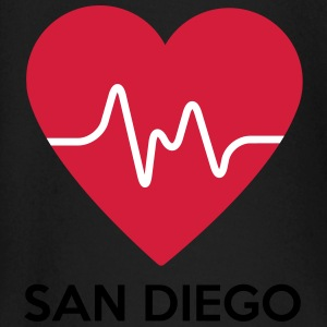 Heart San Diego - Baby Long Sleeve T-Shirt