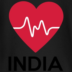 heart India - Baby Long Sleeve T-Shirt