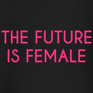 future is female - Baby Long Sleeve T-Shirt