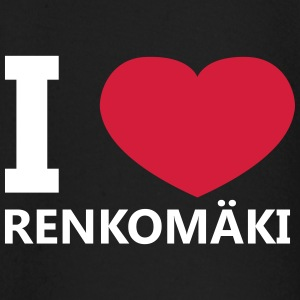 I Love Renkomäki - Baby Long Sleeve T-Shirt