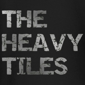 De zware Tiles Heavy logo - T-shirt