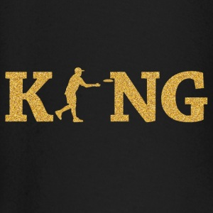 Disc Golf King - Baby Langarmshirt