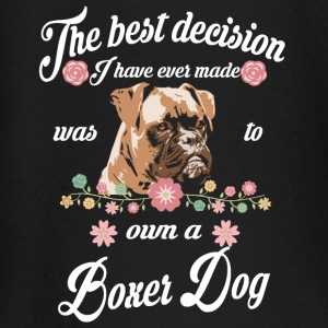 Boxer Dog - Baby Long Sleeve T-Shirt