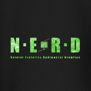 NERD Green - Baby Long Sleeve T-Shirt