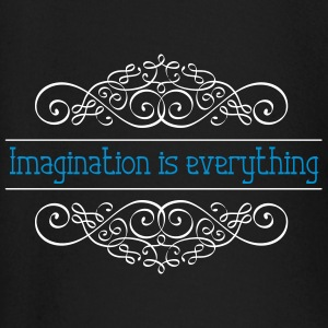 Imagination is everything - Baby Long Sleeve T-Shirt