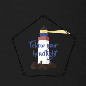 Follow your headlight - Maglietta a manica lunga per bambini