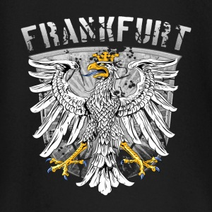 Frankfurt city Wappenadler Design Silver Edition - Baby Long Sleeve T-Shirt
