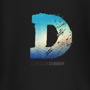 dub dubber music dubbing mc mix App dance D - Baby Long Sleeve T-Shirt