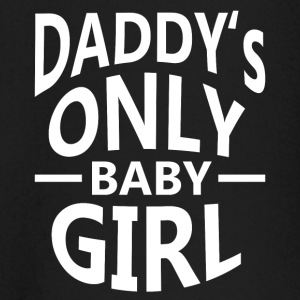 Daddy's only Baby Girl - Baby Langarmshirt