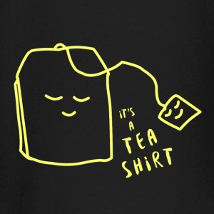 It's a tea shirt - Baby Langarmshirt