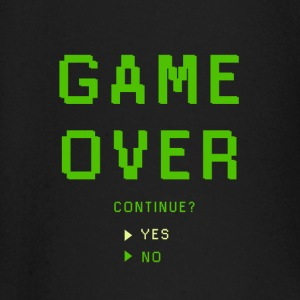 Game Over. Continue? YES - NO - Baby Langarmshirt