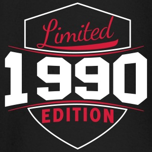 limited edition 1990 shield - Baby Langarmshirt