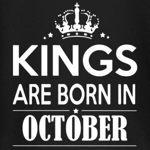 Kings Birthday October - Baby Long Sleeve T-Shirt