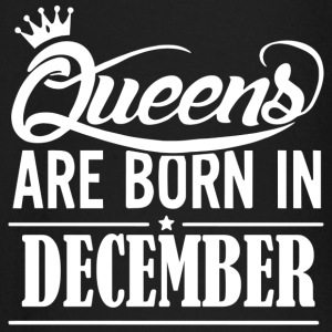 Queen Geboren december - T-shirt