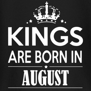 King Birthday August - Baby Long Sleeve T-Shirt