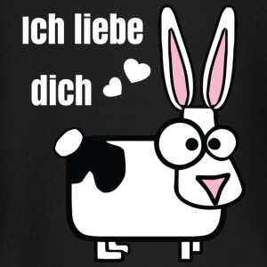 ich liebe dich Hase - Baby Langarmshirt