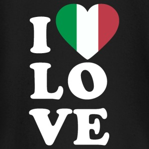 I love Italy - Baby Long Sleeve T-Shirt