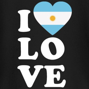 I love Argentina - Baby Long Sleeve T-Shirt