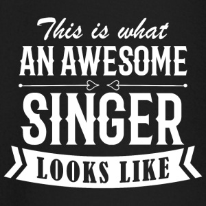 Awesome Singer - T-shirt