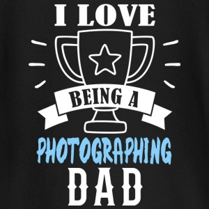 Photographer father - Baby Long Sleeve T-Shirt