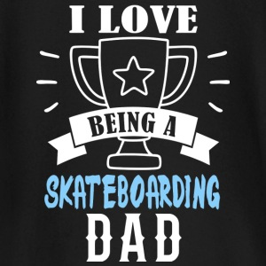 skateboard father - Baby Long Sleeve T-Shirt
