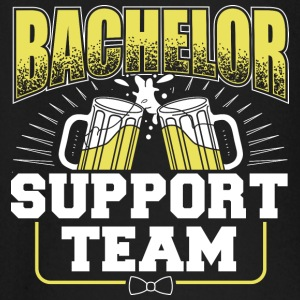 BACHELOR SUPPORT TEAM - Langærmet babyshirt