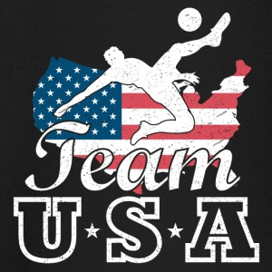 Team USA Soccer - Baby Long Sleeve T-Shirt