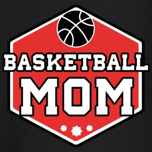 Basketball Mom - Baby Langarmshirt