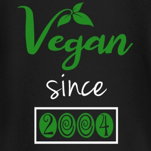 Vegan since 2004 - Baby Long Sleeve T-Shirt