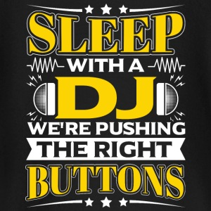SLEEP WITH A DJ - PUSHING THE RIGHT BUTTONS - Baby Long Sleeve T-Shirt
