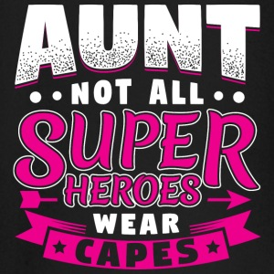 AUNT NOT ALL HEROES WEAR CAPES SUPER - Baby Long Sleeve T-Shirt