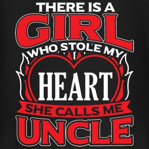 UNCLE - THERE IS A GIRL WHO STOLE MY HEART - Baby Long Sleeve T-Shirt