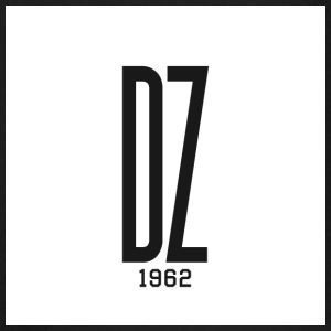 Black Logo DZ 1962 - Baby Long Sleeve T-Shirt
