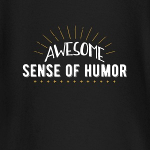 Awesome Sense of Humor - Baby Long Sleeve T-Shirt